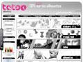 Tatoo Graphic – stickers pour la décoration