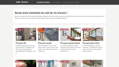Guide travaux
