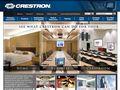 Crestron - matériel domotique