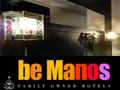 Be Manos - hotel design à Bruxelles