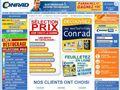 Conrad - bricolage et produits d'électronique