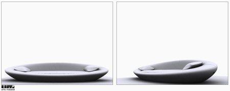 2 canapés design lounge Cinéma - Umo Masada