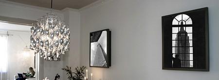 Haut-parleur photo mural Artcoustic
