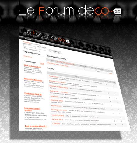 le forum deco