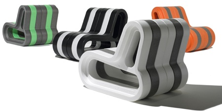 fauteuil Q couch réalisé en mousse arpro