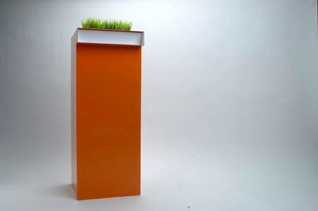 Salvador letterbox - Adriean Koleric