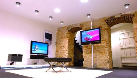 Nouvelle boutique Loewe Galerie à Paris