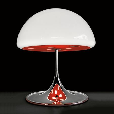 lampe champignon Mico Martinelli Luce
