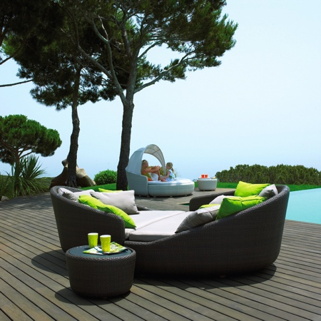 Salon de jardin resine tressee mobilier sur enperdresonlapin - Meubles de jardins ...
