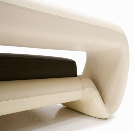air lounge system bed Fabio Novembre