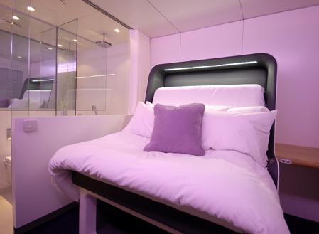 chambre premium hotel Yotel