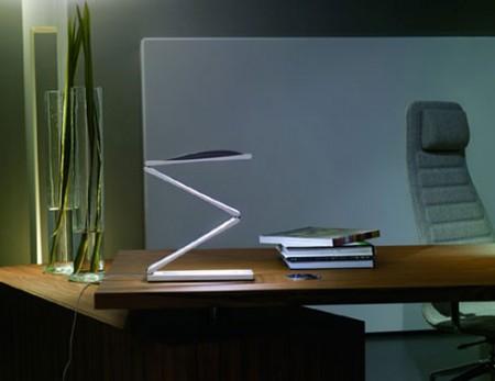 lampe de bureau chain lamp design Ilaria Marelli
