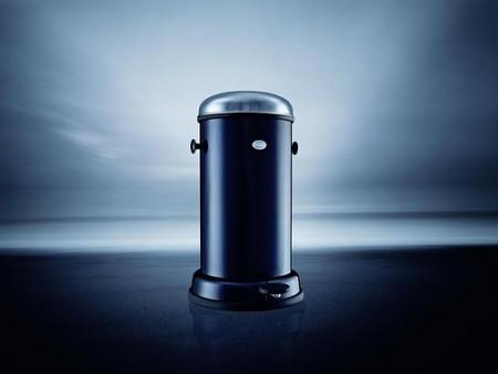 poubelle design VIPP série limitée bleu Reykjavik
