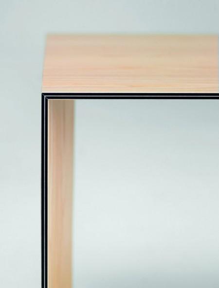 Thinner table, la table la plus fine du monde