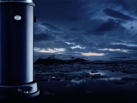 vipp design trashcan Reykjavik