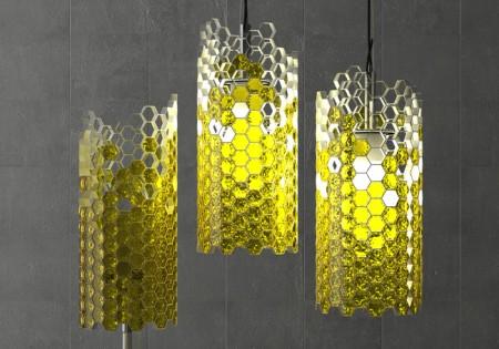 Beehouse lamp Yar Rassadin