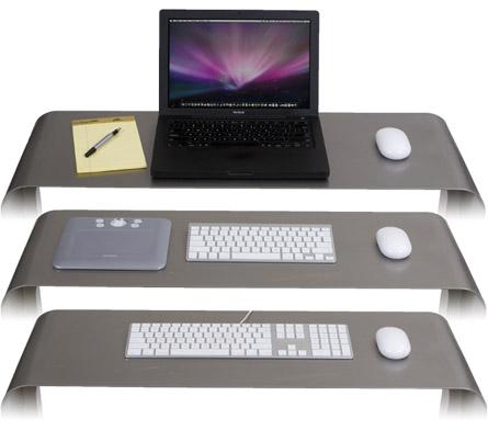 bureau en métal slim Onelessdesk