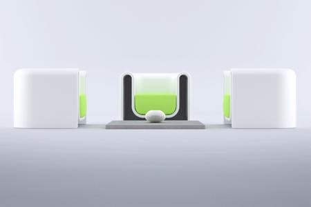 fauteuil design Yu, Sequoia studio