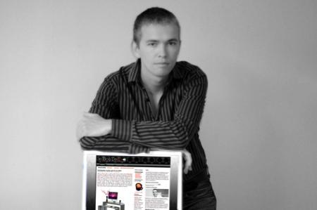 Manuel Gaudichon - le blogueur du site leblogdeco.fr