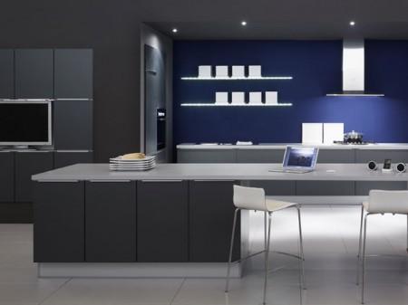 Ixina cuisine design pas ch re - Modele plan de travail cuisine ...