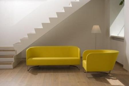 Kato lounge chair and sofa, Kasper Salto