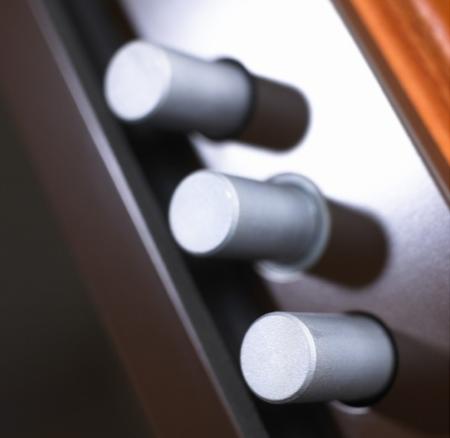 Porte blindée Fichet Forges G375 avec triple-pênes de sécurité