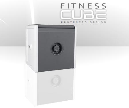 fitness cube : le cube pour faire du sport par Decathlon