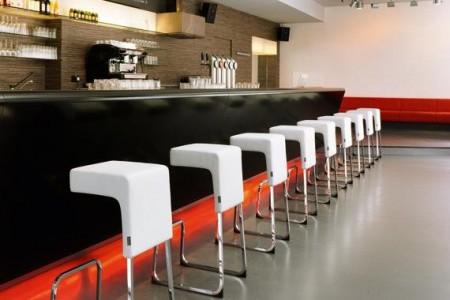 tabouret de bar design Fizz  Wiesner Hager