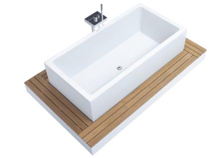 Starck x for Fabriquer un pare baignoire