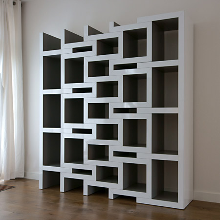 bibliothèque extensible Rekk - Bom intérieurs