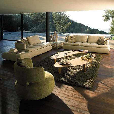 Deco cosy par Roche Bobois