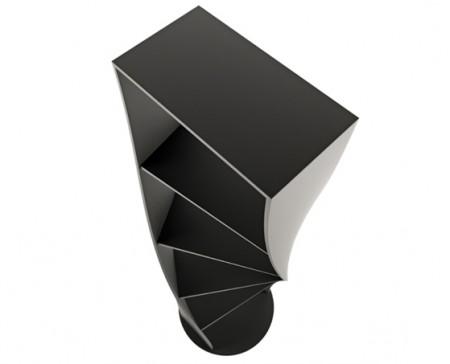 étagère noire atypique MyDNA