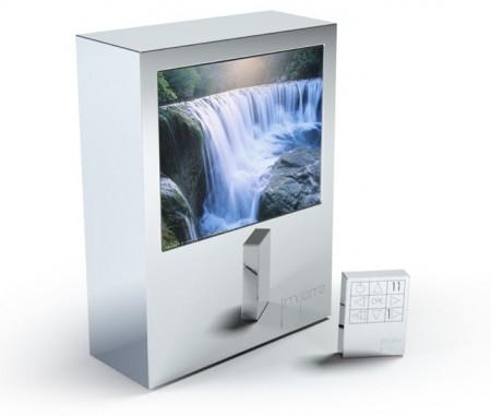 cadre photo numérique Aeroframe picture
