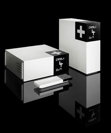 décodeur cube Canalplus