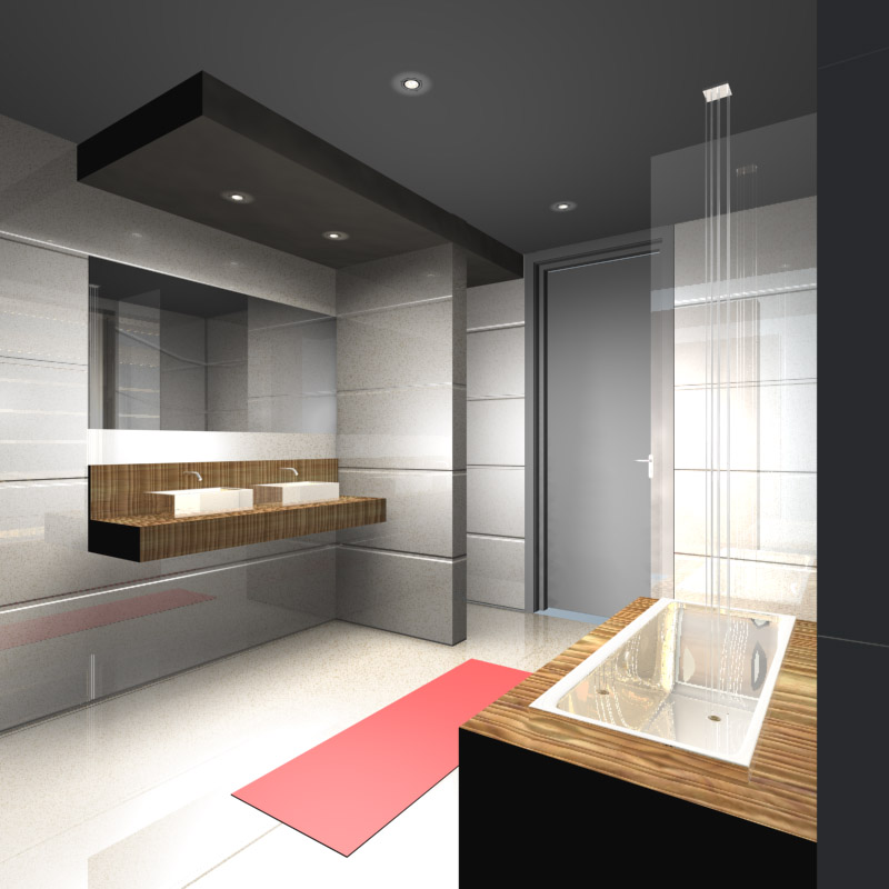 Beautiful Faux Plafond Salle De Bain Castorama Contemporary