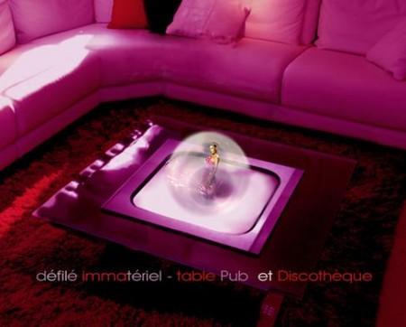 sphère immatérielle en 3D