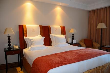 Chambre de luxe de l\'hotel Penha Longa