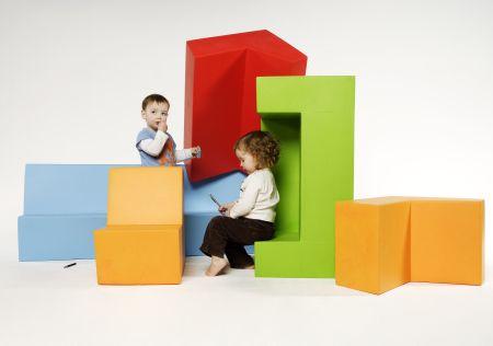 Divan minus primary pour enfant Quinze & Milan