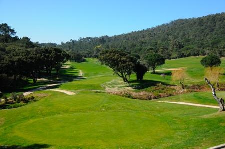 Parcours de golf de l\'hotel Penha Longa