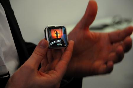 Mini lecteur MP3 carré Philips