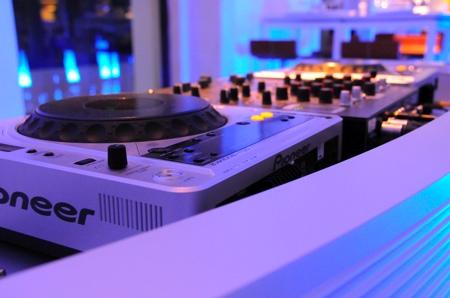 Platine CD DJ Pioneer
