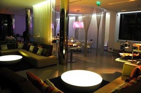 Restaurant design, hotel Penha Longa