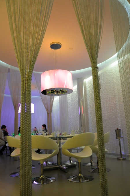 Table ronde du restaurant de l\'hotel Penha Longa