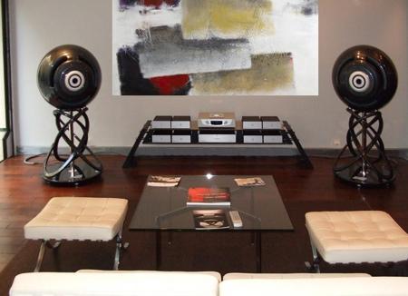 enceinte cabasse sphere. Black Bedroom Furniture Sets. Home Design Ideas