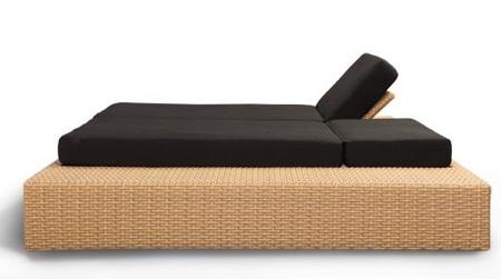double transat en r sine tress e lounge set. Black Bedroom Furniture Sets. Home Design Ideas