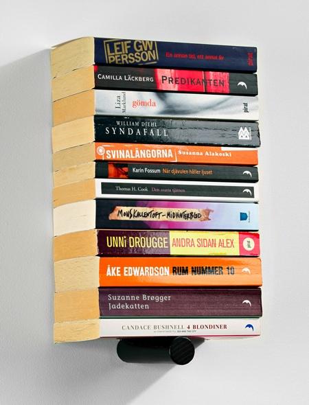 Etagère pour stocker des livres en équilibre Piniwini