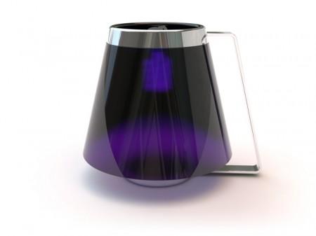 Lampe de table design She's light
