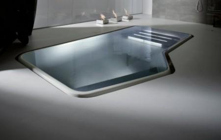 Mini piscine Kos