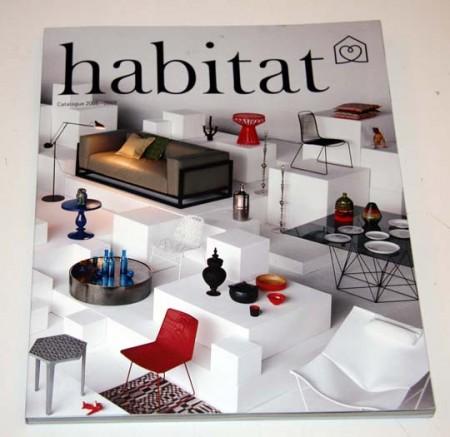 Soldes 2009 sur les meubles Habitat