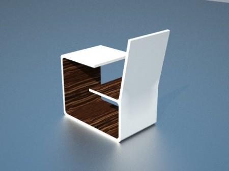 Chaise & Bureau G